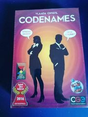 NEU OVP - Codenames Spiel des