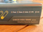 CISCO ASA 5505 Firewall-Router komplett