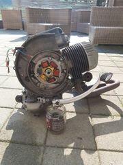 Vespa Motor 150 ccm