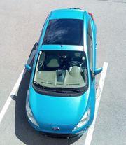 2014 Ford Ka mit Panoramadach