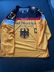 WM Triko Deutschland Eishockey