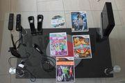 Wii mit fünf spielen - Top
