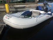 Schlauchboot Honwave T40 AE mit