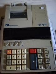 Tischrechner TA121 PD plus