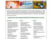 Assistent für den Fachbereichsleiter Strahlenschutz