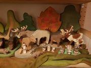 Suche Holzfiguren Holztiere Ostheimer etc