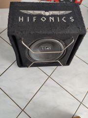 Hifonics TX12 Reflex Subwoofer 400