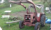 Traktor IHC 523 Agriomatic