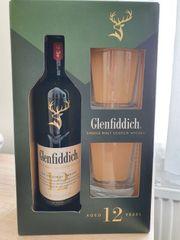 Whisky Glenfiddich 12 Jahre Edition