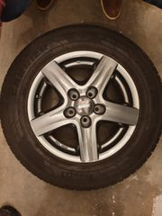 Pirelli Carrier 215 65 R16C-Kompletträder
