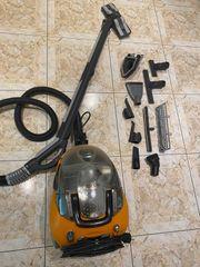 Dampfsauger AFG 5000 mit Sonderzubehör