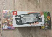 Nintendo switch lite neu mit