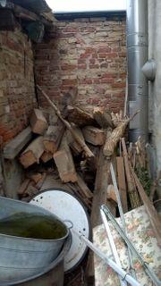 Verschenke brennholz