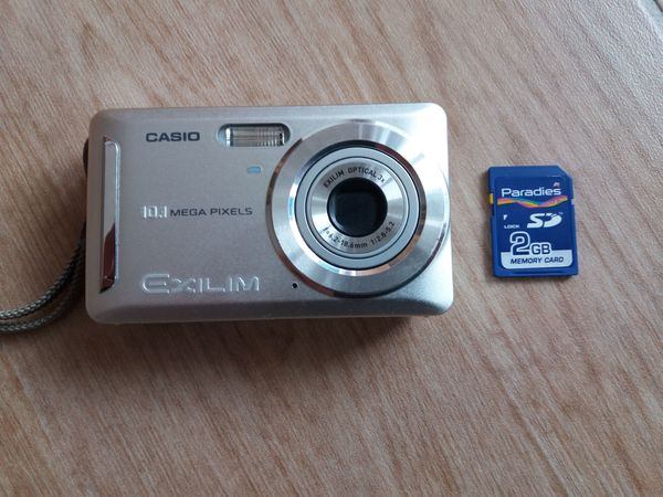 Digital Kamera Casio Exilim EX-Z29