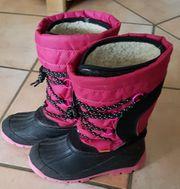 Winterschuhe pink von demar