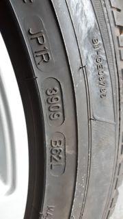 4 Dunlop Winterreifen 205 55
