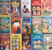 49 VHS Kassetten