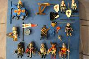 Playmobil Figuren diverse Thema Ritter