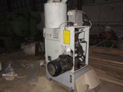 Pelletpresse Pelletspresse Hydraulik Compa 100