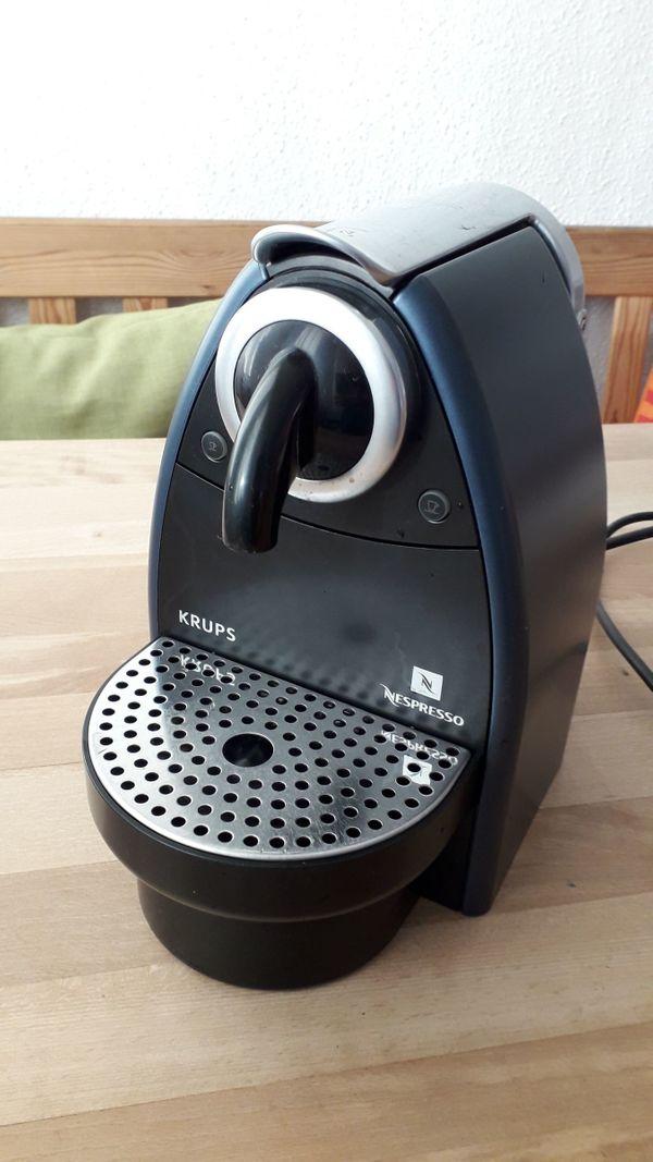 Krups Nespresso Kapselmaschine für den