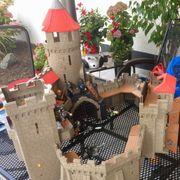 Playmobil Ritterburg inkl Zubehör