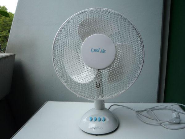 Tischventilator 30 cm Durchmesser Cool-Air