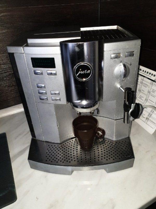 Jura Kaffeautomat