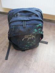 Schulrucksack 4 YOU mit Spinnenmotiv