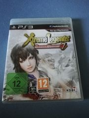 PS3 Spiel Xtreme Legends Dynasty