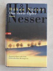 Buch Roman von Hakan Nesser