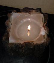 Die letzten Kerzen mit echter