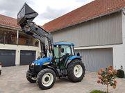 Traktor New Holland TD5010 Klima