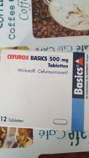 Antibiotik Cefurox Basics