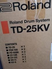 Roland TD 25 KV mit