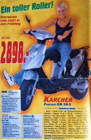 Orig KARCHER 50er ROLLER NUR