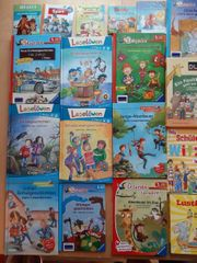 Kinderbücher zum Lesen und Vorlesen -