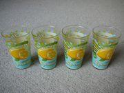 Verkaufe 4 Cerve Gläser 310