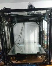 Kundenspezifischer 3D-Großdrucker - 600 mm x
