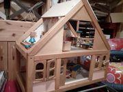 Traum-Haus für Kinder aus Holz