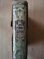 BIBLIA von 1847 Martin Luther