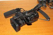 Sony-HVR-Z7E-HDV-Camcorder