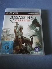 PS3 Spiel Assassins Creed