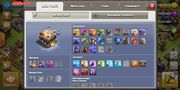 Clash of Clans acc rht11