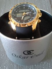 Uhr Oskar Emil