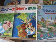 9 ASTERIX-Ausgaben aus den 60er -