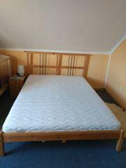 Bett mit Matratze 140 x