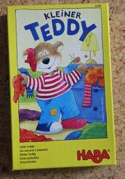 Kleiner Teddy Haba neuwertig