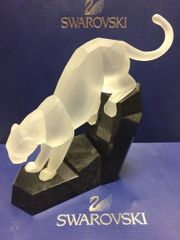 Swarovski Panther Frosted Limited Soulmate