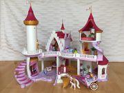 Traumhaftes Playmobil-Prinzessinnenschloss 5142 mit zahlreichen