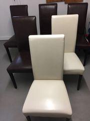 Verkaufe Esszimmer Stühle